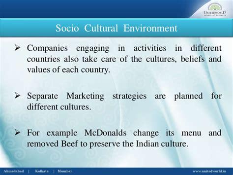 Indian Marketing Environment Mba by Marketing Environment