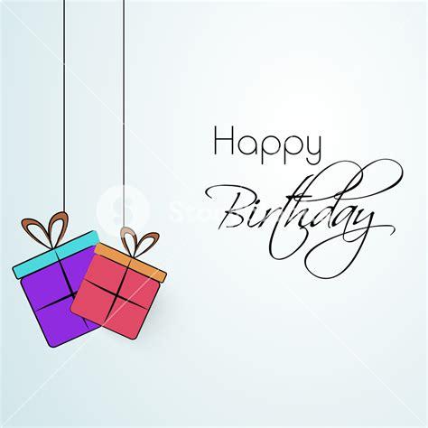 Background Happy Birthday Cards