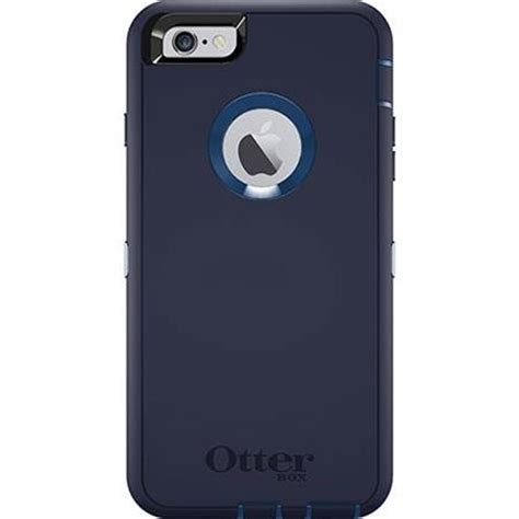 Promo Otterbox Defender Series Iphone 6 6s Indigo Harbor otterbox defender for iphone 6 plus 6s plus indigo harbor blue 77 52240