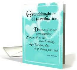 granddaughter graduation card 566047