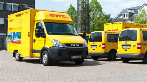 Dhl Auto by Vw Annoyed Beyond Measure Dhl Will Produce Its Own