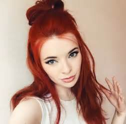 reddish orange hair color best 25 orange hair ideas on hair