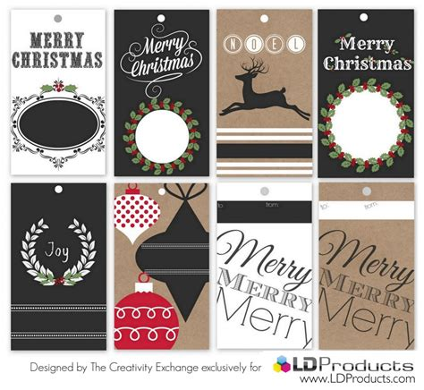 printable gift tags large free printable holiday tags wrapping paper and sign