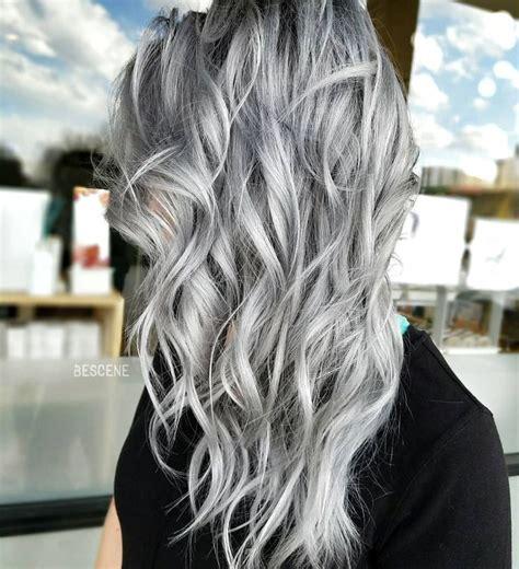 grey hair on mid length hair best 25 silver lavender hair ideas on pinterest hair