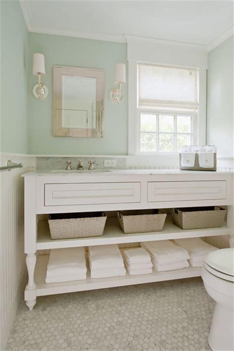washstand with shelves cottage bathroom d