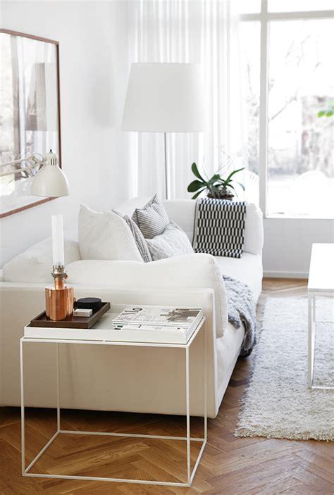 White Side Tables For Living Room - trendenser