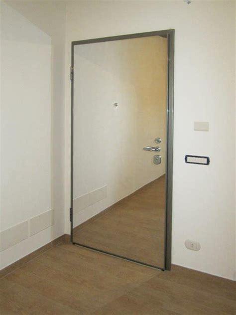 porta a specchio porta blindata specchio celi serramenti catania