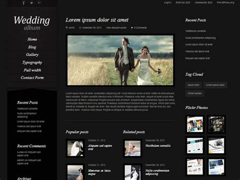 54 Best Photography Themes Design Creative Of Wordpress 2018greatwpthemes Best Photography Website Templates