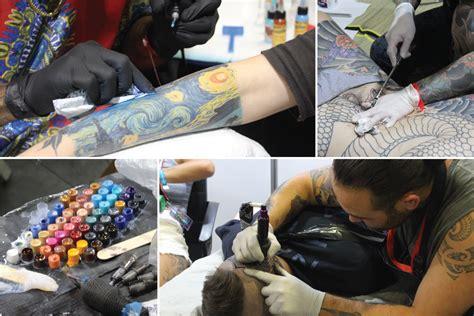 tattoo expo aus the inkster the australian tattoo expo sydney