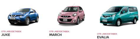 Daftar Harga The Shop Terbaru daftar harga semua mobil honda nissan terbaru dan update