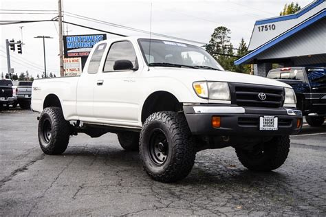 all car manuals free 1999 toyota tacoma electronic throttle control used lifted 1999 toyota tacoma sr5 4x4 truck for sale 34306b