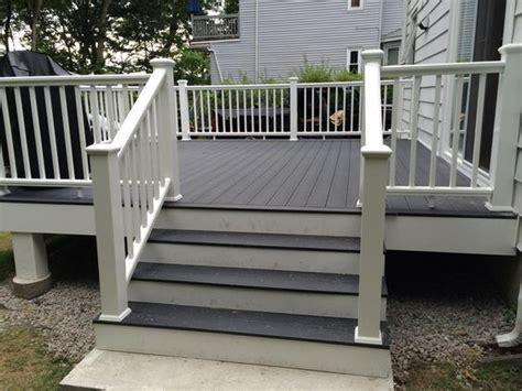 gray deck trex winchester grey google search driveway
