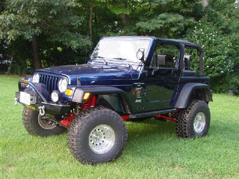 Where Is The Jeep Wrangler Built 2001 Jeep Wrangler Built Ls1tech Camaro And Firebird