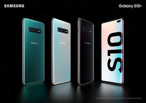 samsung galaxy s10 screen specifications sizescreens