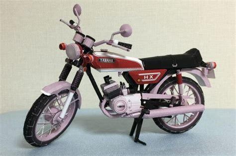 Yamaha Papercraft Motorcycle - yamaha papercraftsquare free papercraft