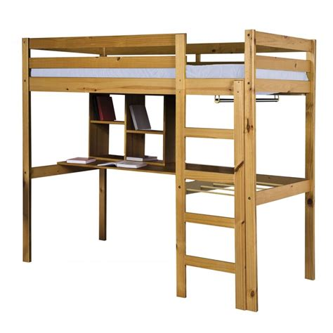 High Sleeper Beds Compare Prices by Rimini High Sleeper Bed Frame Student Set Antique Verona