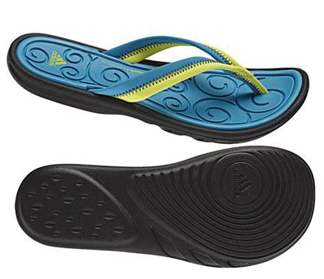 adidas comfort flip flops new womens adidas sleekwana comfort flip flop beach