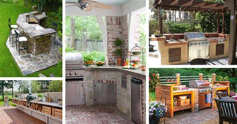 back yard kitchen ideas 2018 27 best outdoor kitchen ideas and designs for 2018