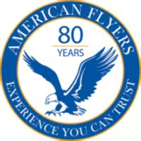 experience logo american flyersamerican flyers