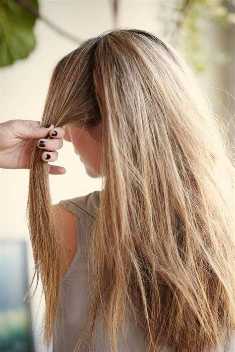 diy hairstyles for unwashed hair dirty messy hair easy styling tips follow me diy