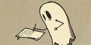 ghost writer the taxonomy of ghosts delirium tremens