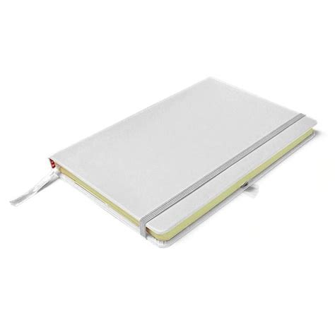 Embossed A5 Soft Touch Notebooks Dimes A5 Lined Paged - nash a5 notebook promotional personalised branded