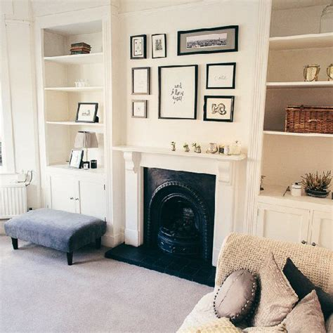 25 best ideas about alcove storage on pinterest alcove alcove shelves ideas cream living room with alcove shelves