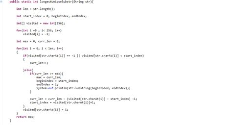 data structure algorithms string java length of the