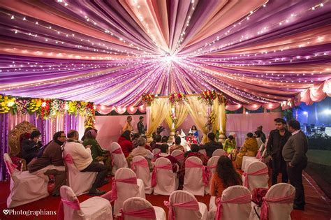 Bengali Wedding Place Decoration   Why Santa Claus