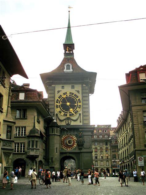 Creative Clocks by File 4585 Bern Zytglogge Jpg