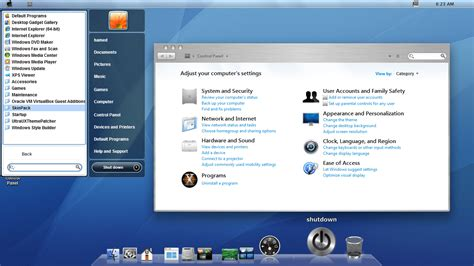 how to install mac os x tiger 104 on an imac g3 g4 or mac osx tiger skinpack skinpack customize your digital