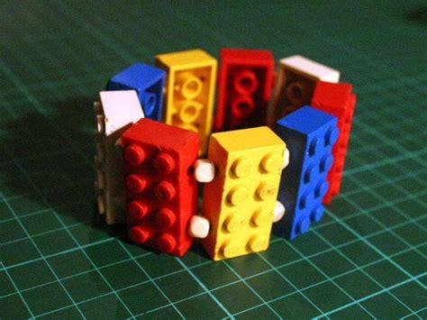 lego bracelet tutorial lego bracelet 183 how to make a lego bracelet 183 jewelry