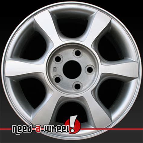 1999 Toyota Solara Rims 1999 2003 Toyota Solara Wheels Machined Silver Rims 69379