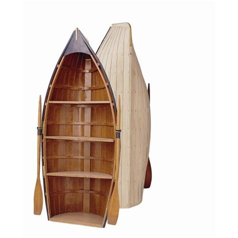 boat shape bookcase woodworking projects plans