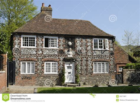 Cottages In Kent Uk by Cottage In Shoreham Kent Royalty Free Stock
