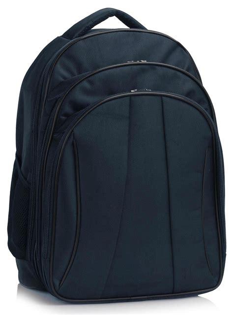 Nautilus New School Backpack Navy ls00399 navy backpack rucksack school bag
