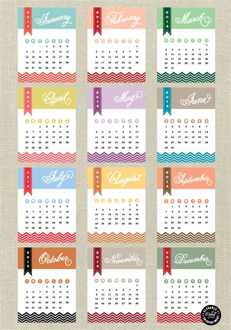 printable calendar cards 12 days of holiday design day 10 calendar