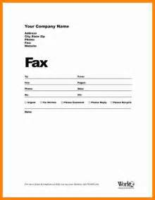 8 blank fax cover sheet template word resumed