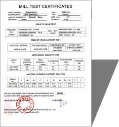 pressure test certificate template ssf also invites you to witness any testing yourself