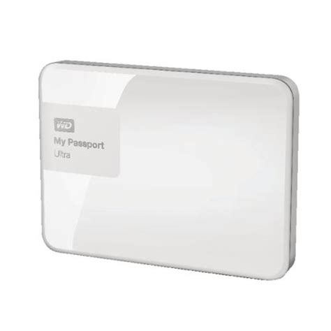 Wd My Passport Ultra 1tb New Design White western digital my passport ultra hdd 1tb white wdbgpu0010bwt wsd82542