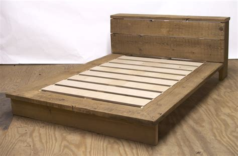 what is bed reason 187 wide plank bed