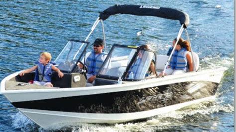 legend boats email in pictures tide finally turning for boat manufacturers