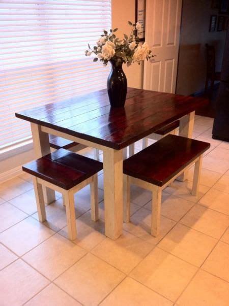Small Farmhouse Kitchen Table by Diy Farmhouse Breakfast Table Ahhh My Table I