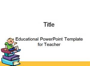 Powerpoint Templates For Teachers by Microsoft Powerpoint Template 30 Free Ppt Jpg Psd