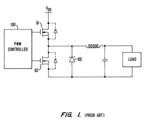 schottky diode depletion width patent us6351018 monolithically integrated trench mosfet and schottky diode patents