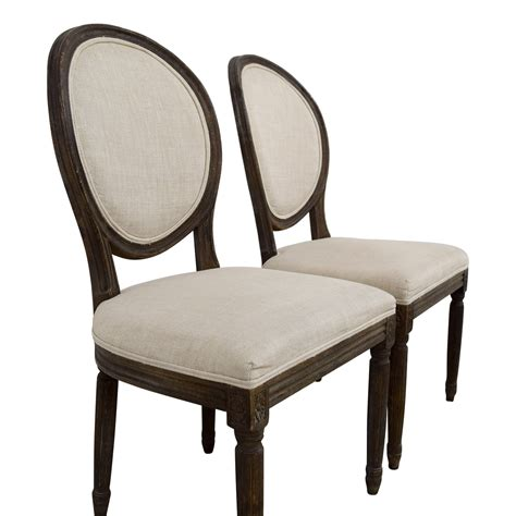 Restoration Hardware Chairs Dining 73 Restoration Hardware Restoration Hardware Beige Dining Chairs Chairs