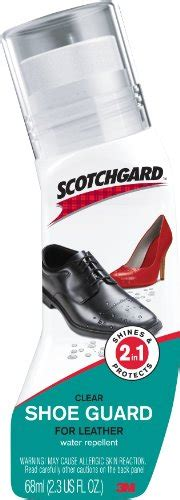 scotchgard shoe guard for leather 2 3 fluid ounce tools