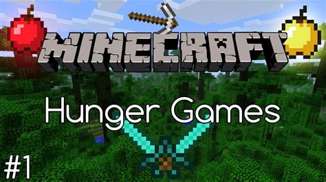 good hunger games themes minecraft minecraft hunger games episode 1 youtube