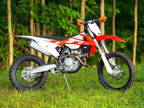 Ktm Xcf 250 2016 Ktm 250xc F Test Impression Dirt Bike Test