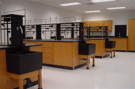 bench laboratory research wood casework lp georgia institutional furnishings